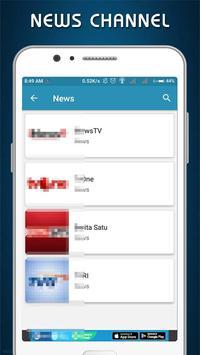 TiVi Online Indonesia Streaming Live screenshot 5