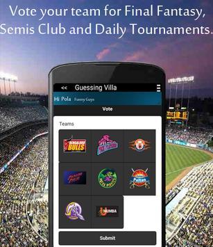 Guessing Villa apk screenshot