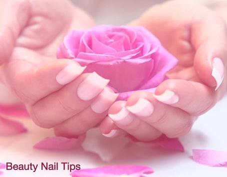 Beauty Nail Tips poster