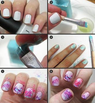 Nail Arts Tutorial apk screenshot