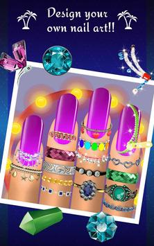Nail Art Designs Nail Manicure Games For Girls For Android Apk