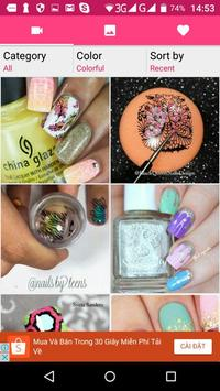 Beauty Nail Collection poster