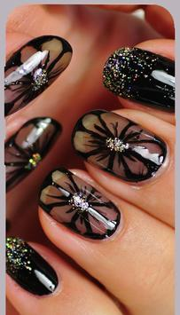 Latest Nail Art Salon Collection poster