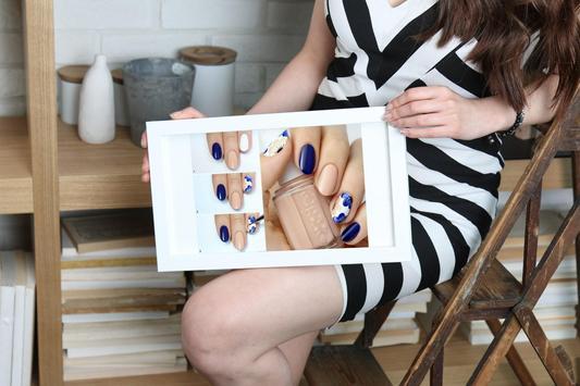 400+ Nail Art Design Ideas screenshot 15