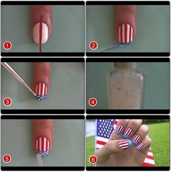 Nail Art Holiday Designs apk screenshot