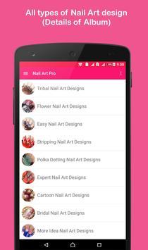 Nail Art Pro apk screenshot