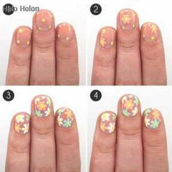 nail art step by step designs screenshot 4