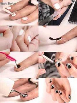 nail art step by step designs screenshot 6