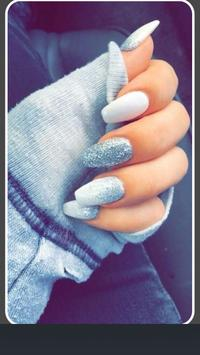 Nails Designs For Winter poster