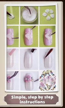 Beautiful Shellac Nails poster