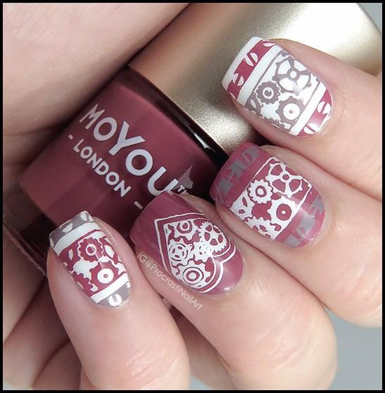50+ Cute Moyou Nail Art Ideas for Android - APK Download