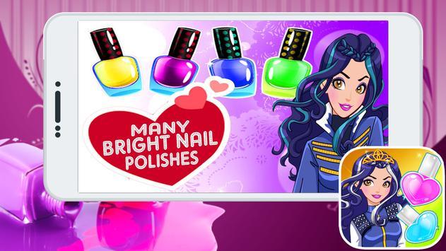 Nail Salon Evie Descendant screenshot 1