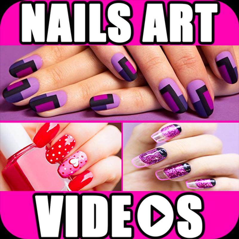 Nails Polish Art Designs Tutorial Videos For Android Apk Download