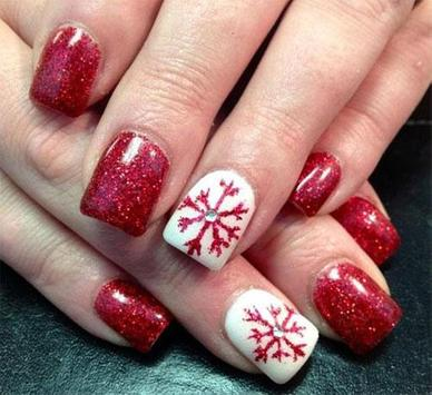 SNOWFLAKE NAILS screenshot 1