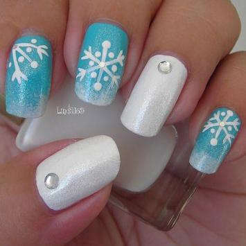SNOWFLAKE NAILS screenshot 2