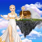 Fantasy Princess Salon & Dress Up Games For Girls icon
