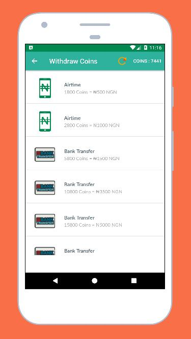 Naira Rewards for Android - APK Download