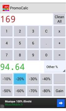 Sales Price Calculator Off apk screenshot