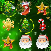 Christmas Holiday Brain Match icon