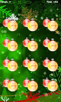 Christmas Holiday Brain Match apk screenshot