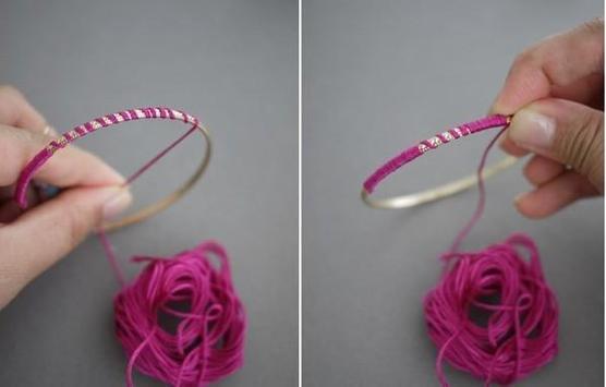 diy bracelet design ideas apk screenshot - Bracelet Design Ideas