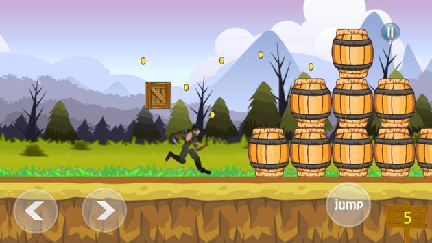 Game of RobinHood And the Mighty Sword Adventure screenshot 4