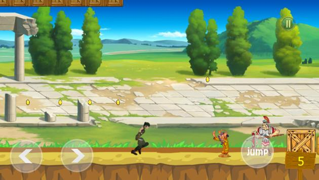 Game of RobinHood And the Mighty Sword Adventure screenshot 5