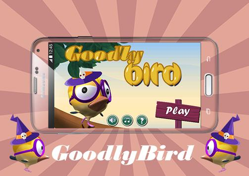 Goodly Bird Witch poster