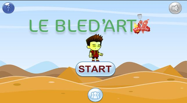 Le Bled'art Merguez apk screenshot
