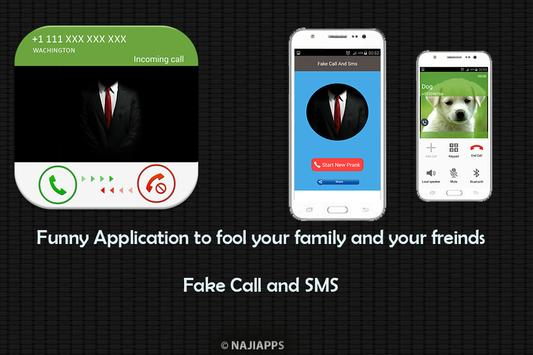 Fake Call and Sms Prank for Android - APK Download