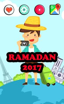 Ramadan 2017 In World poster