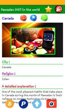 Ramadan 2017 In World apk screenshot