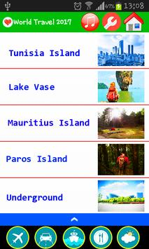 World Travel 2017 apk screenshot