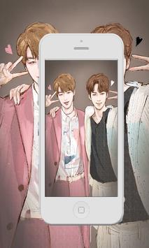 Wanna One Wallpapers Kpop HD screenshot 2