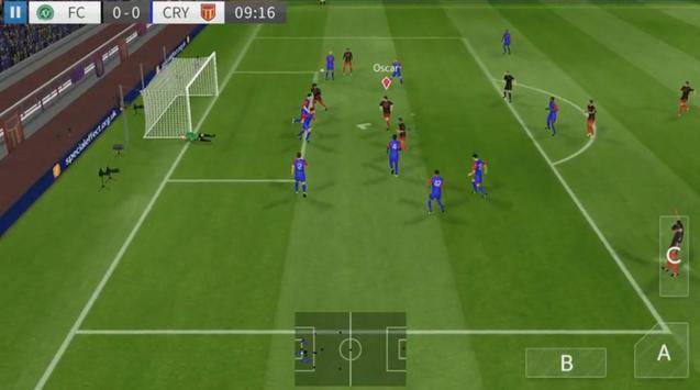 TIPS Dream League Soccer Multi captura de pantalla 1