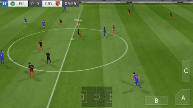 TIPS Dream League Soccer Multi captura de pantalla 2