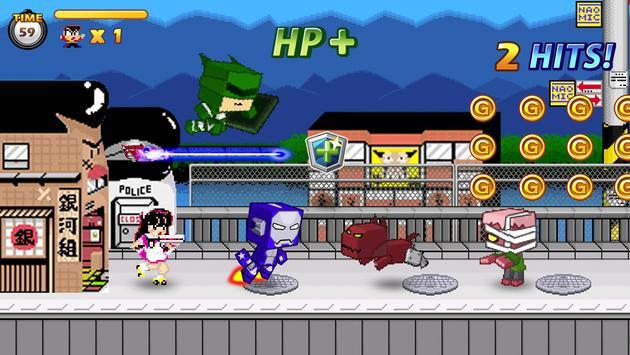 Avengers X™ Zombie Village screenshot 6