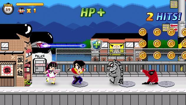 Galaxy Ninja™ apk screenshot