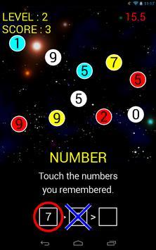 Memory Training screenshot 3