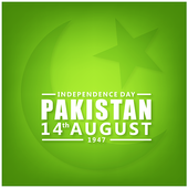 14 August The Day Of Independence Quiz And Quotes. icon