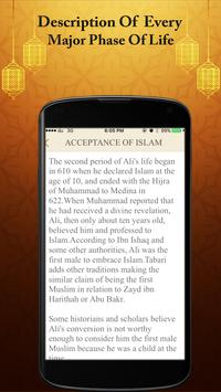 Hazrat Ali R.A Life History Quiz And Quotes poster