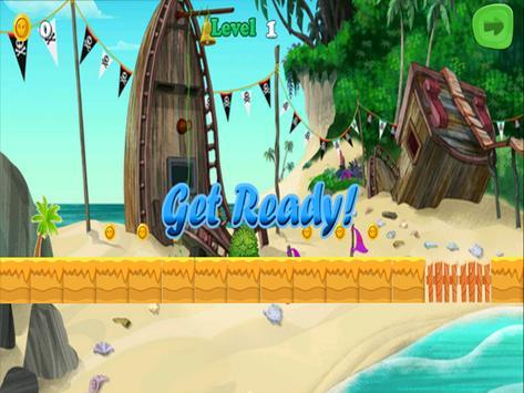 Jake Run And Jump screenshot 2