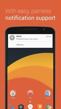 Metal screenshot 3