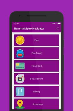 Namma Metro Navigator poster