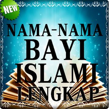 Nama Bayi Islami & Artinya poster