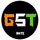 GST Rate icon