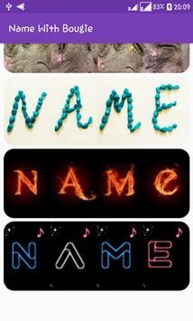 Write your name with wax screenshot 2