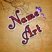 Name Art - 2018 icon