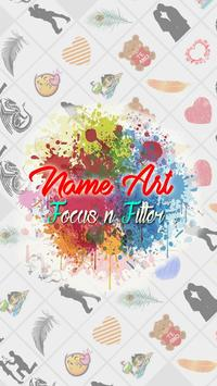 Name Art - Focus n Filter apk screenshot