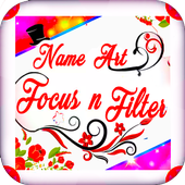 Name Art Focus And Filters icon